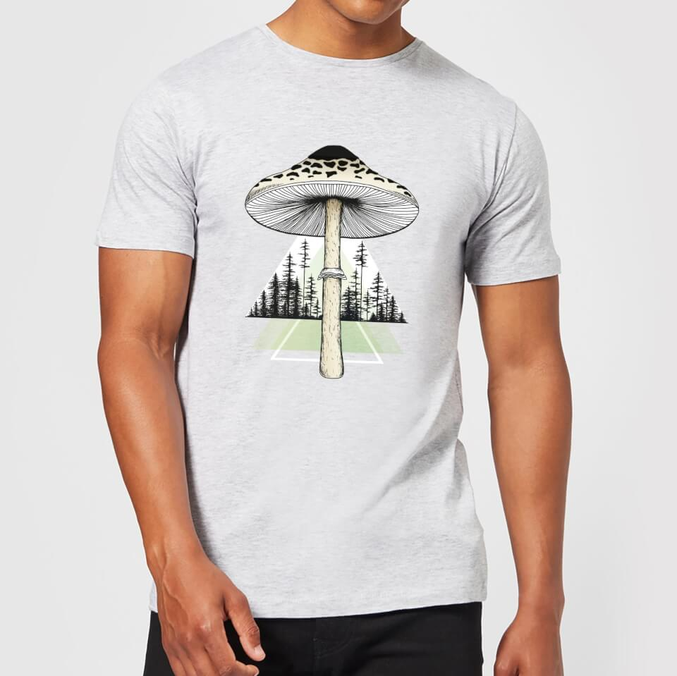 Ausgefallenkreatives - Barlena Growth Men's T Shirt Grey XXL Grau - Onlineshop Sowas Will Ich Auch