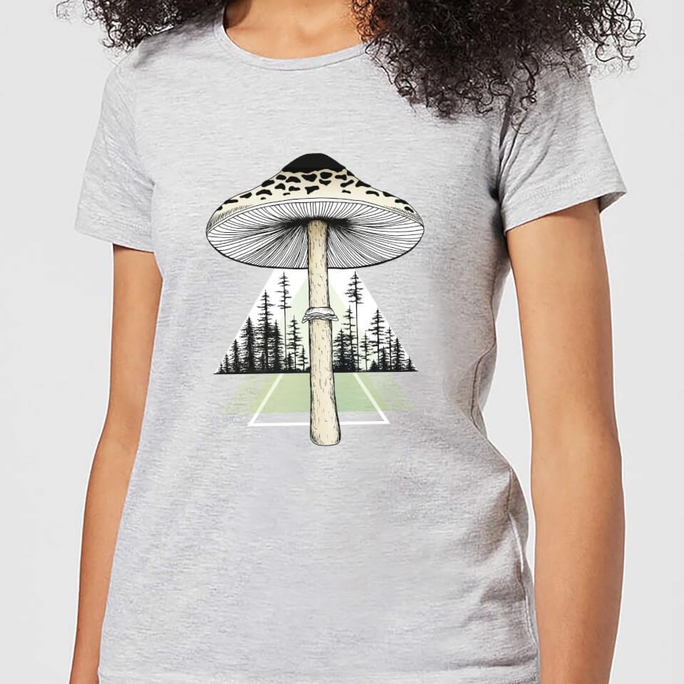 Ausgefallenkreatives - Barlena Growth Women's T Shirt Grey XXL Grau - Onlineshop Sowas Will Ich Auch