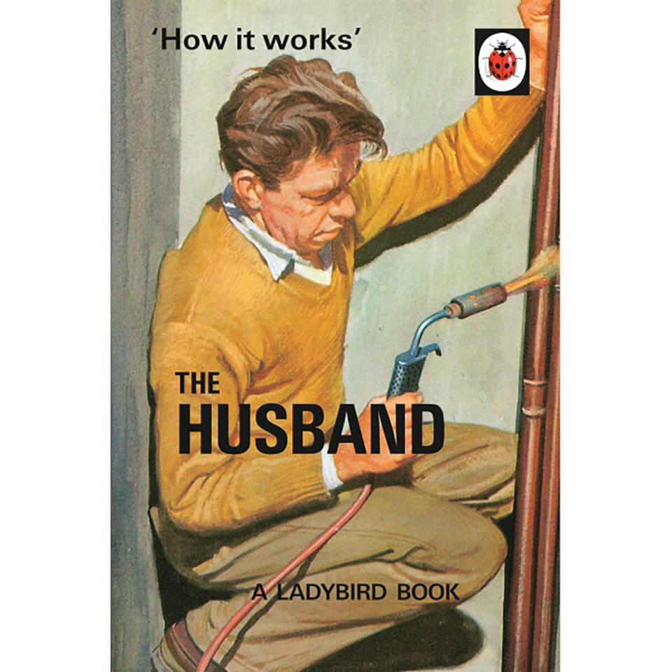 How it Works The Husband Ladybirds for Grown Ups (Hardback)