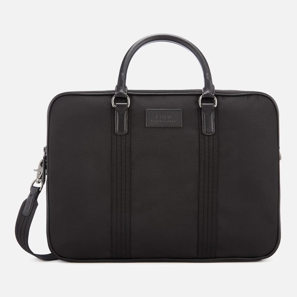516ae0e2fc Polo Ralph Lauren Men's Thompson II Briefcase - Black