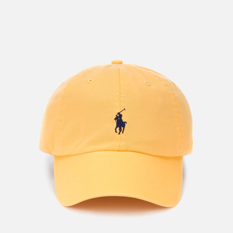 Polo Ralph Lauren Men s Cap - Fall Yellow - Free UK Delivery over £50 83d93170f08