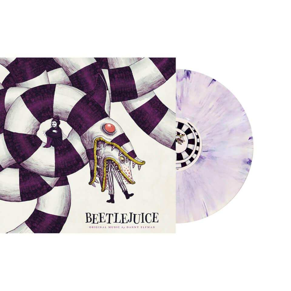 Beetlejuice Original Motion Picture Soundtrack Waxwork LP