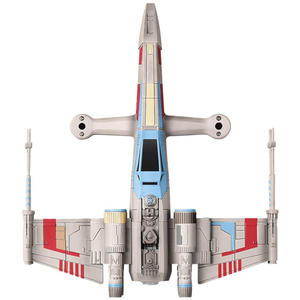 Dron Caza Estelar T-65 Ala-X Star Wars - Edición Estándar