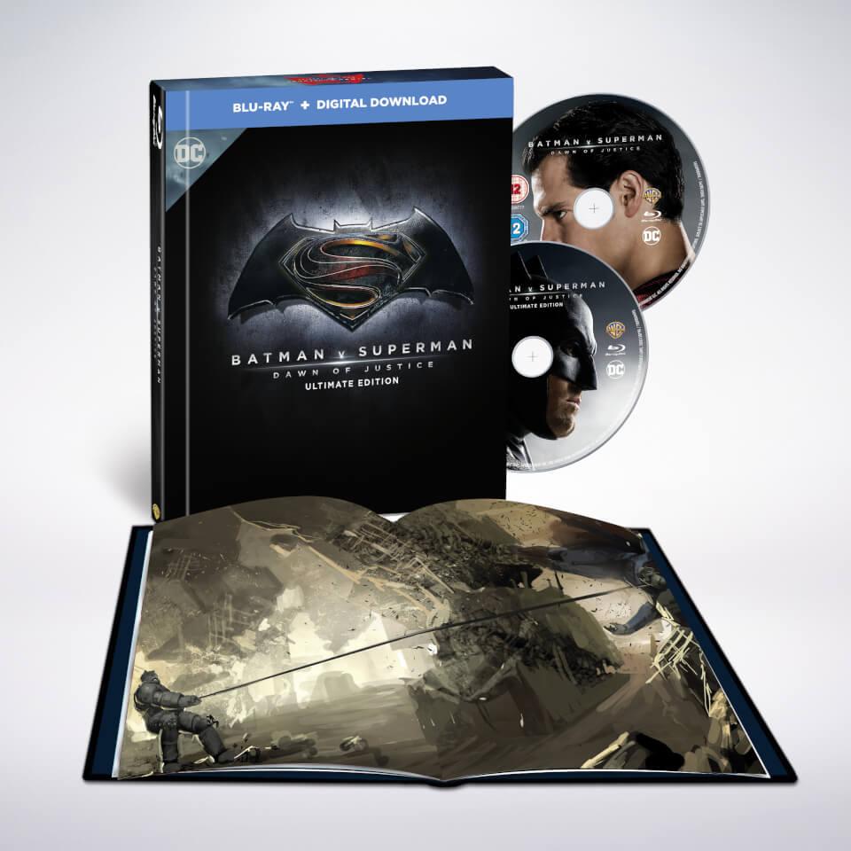 Batman V Superman - Filmbook