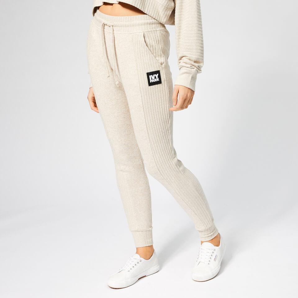 Ivy Park Women's Loungewear Slim Joggers - Brazillian Sand - L - Cream