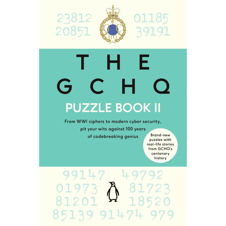 The GCHQ Puzzle Book II (Paperback)