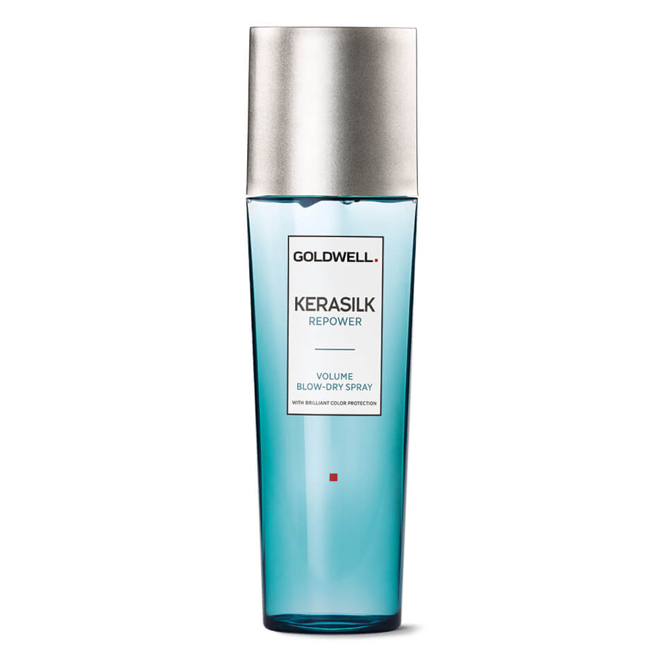 Goldwell Kerasilk Repower Volume Blow-Dry Spray 125 ml