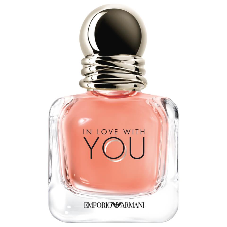 Emporio Armani In Love with You Eau de Parfum (Various Sizes) 30ml