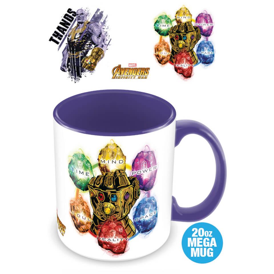 Avengers: Infinity War (Thanos) Mega Mug