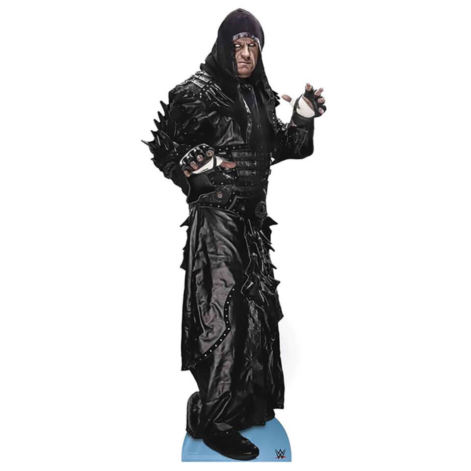 Nützlichfanartikel - WWE The Undertaker Lifesize Cardboard Cut Out - Onlineshop Sowas Will Ich Auch