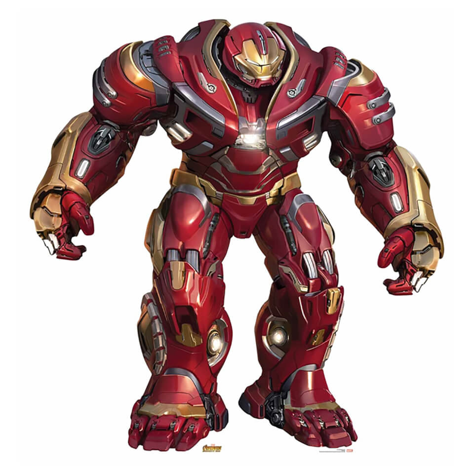 Avengers: Infinity War - Hulkbuster 2.0 (Giant) Cardboard Cut Out