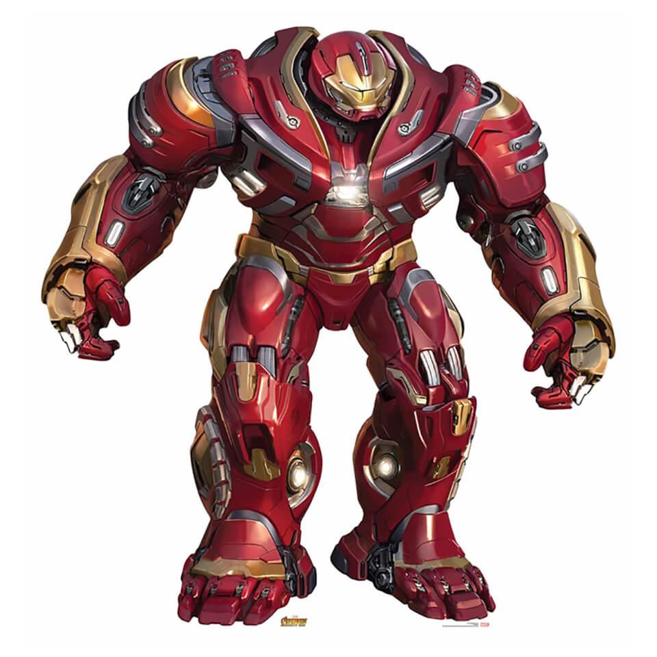Avengers: Infinity War - Hulkbuster 2.0 (Giant) Cardboard Cut Out