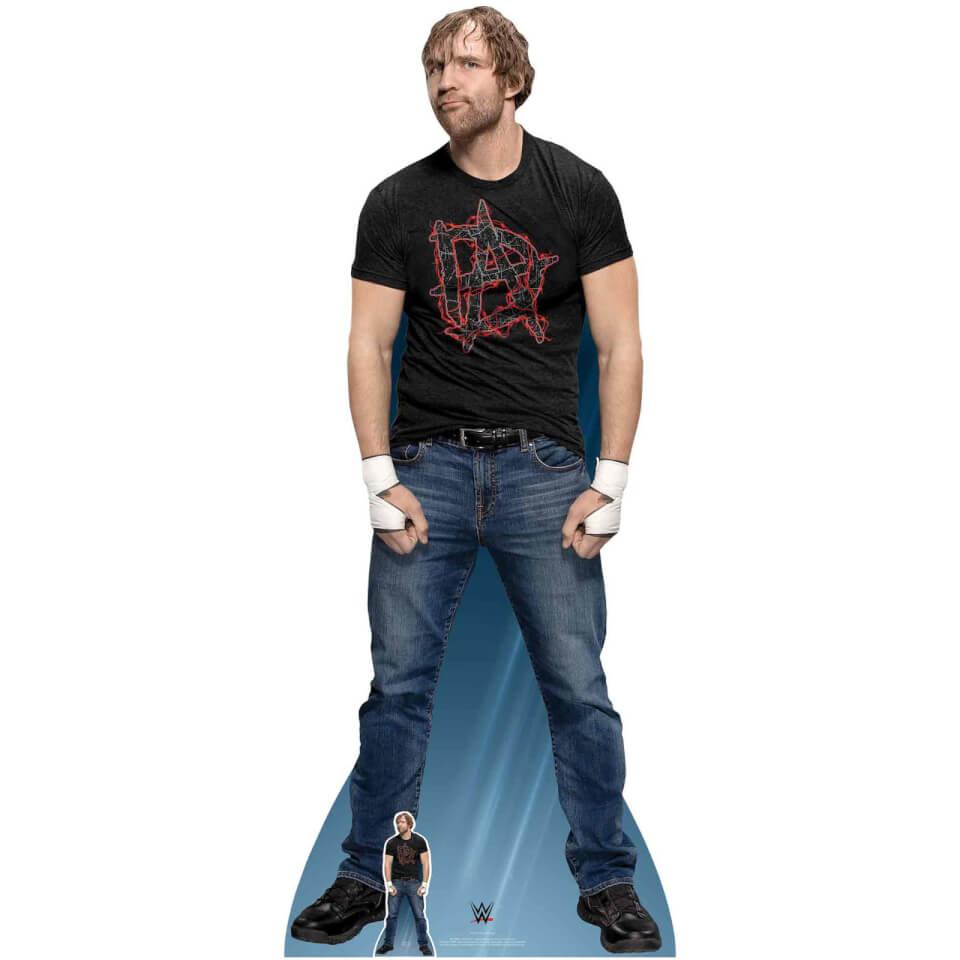 WWE Dean Ambrose Lifesize Cardboard Cut Out
