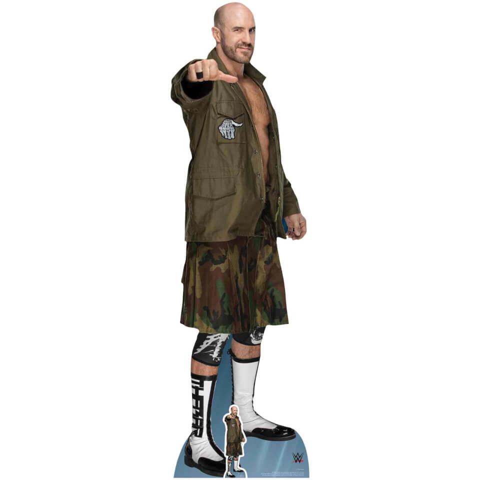 Nützlichfanartikel - WWE Cesaro Lifesize Cardboard Cut Out - Onlineshop Sowas Will Ich Auch
