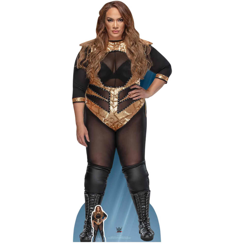WWE Nia Jax Lifesize Cardboard Cut Out