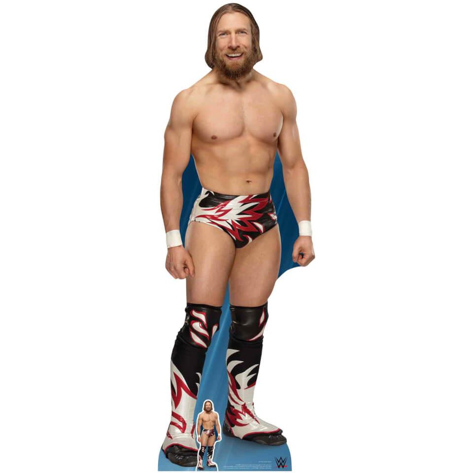 Nützlichfanartikel - WWE Daniel Bryan Lifesize Cardboard Cut Out - Onlineshop Sowas Will Ich Auch