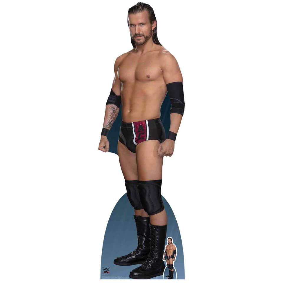 Nützlichfanartikel - WWE Adam Cole Lifesize Cardboard Cut Out - Onlineshop Sowas Will Ich Auch