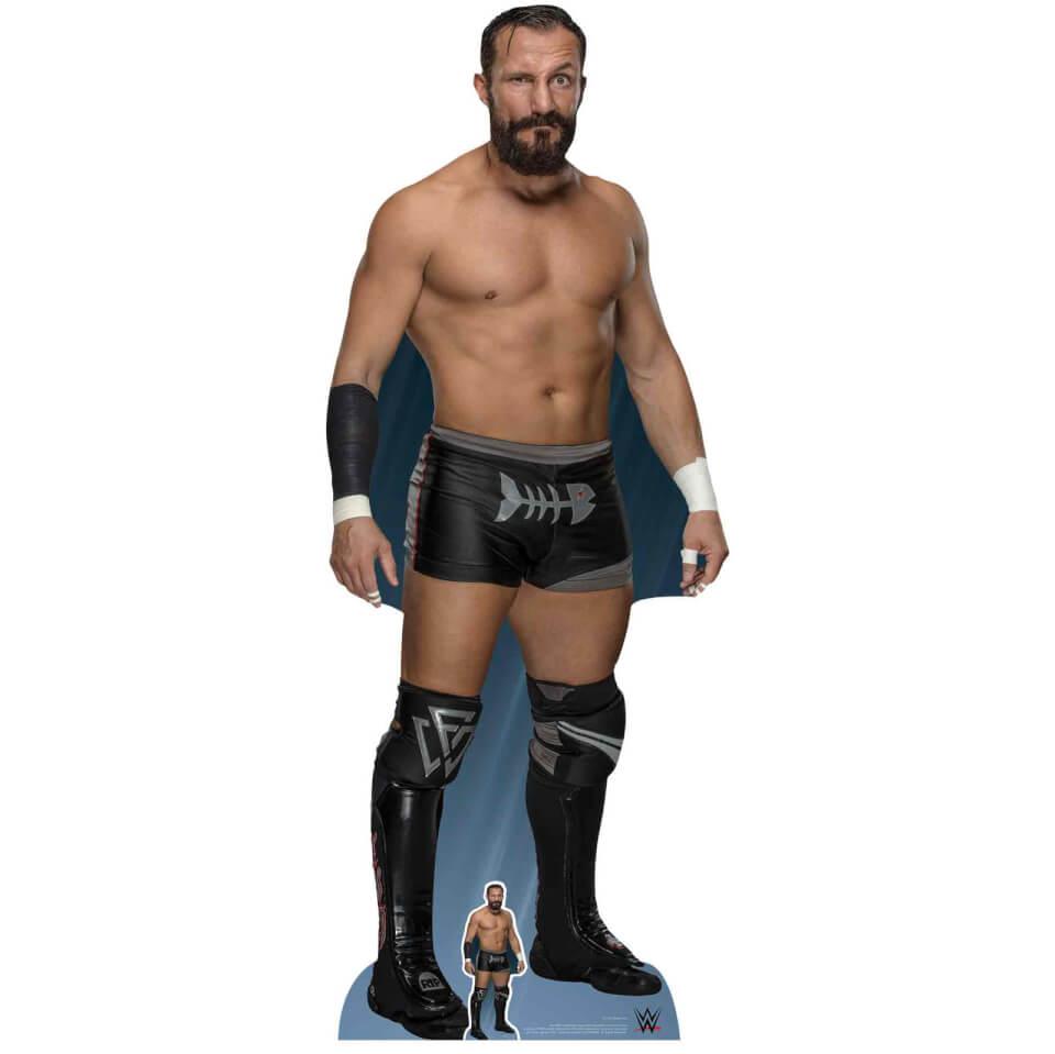 Nützlichfanartikel - WWE Bobby Fish Lifesize Cardboard Cut Out - Onlineshop Sowas Will Ich Auch