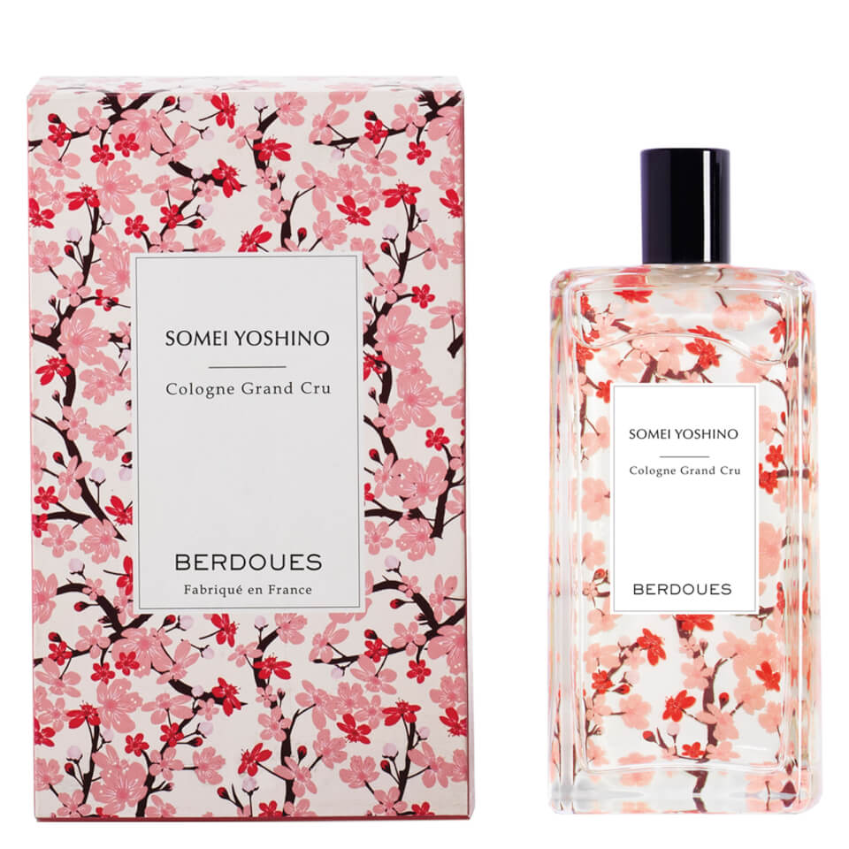 Berdoues Somei Yoshino Eau de Parfum Spray 100 ml