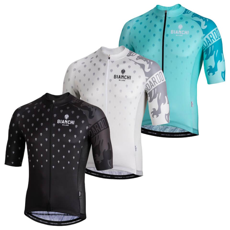 Bianchi Savignano Short Sleeve Jersey | Jerseys