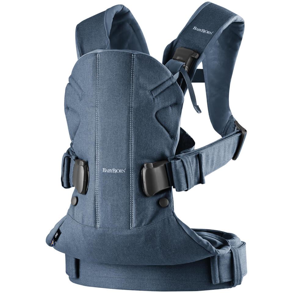 BabyBjÖrn® Carrier One - Denim Blue