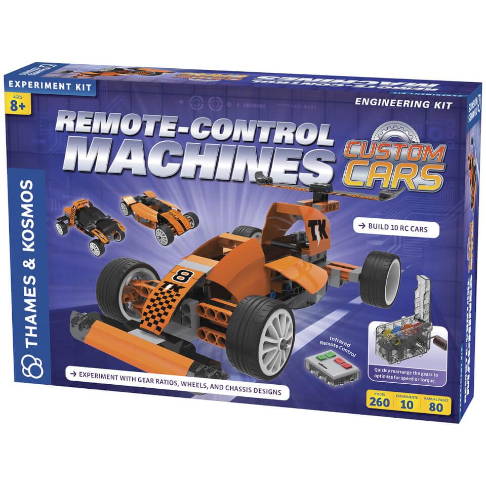 Thames & Kosmos Remote-Control Machines: Custom Cars