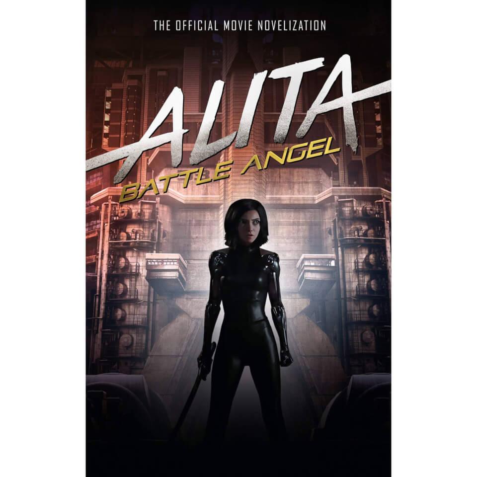 Alita: Battle Angel – The Official Movie Novelization (Hardback)