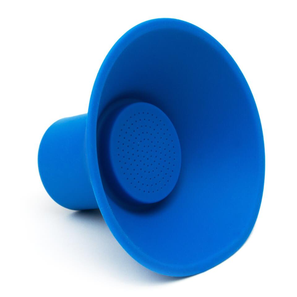 Ausgefallengadgets - Wireless Icon Speaker Blau - Onlineshop Sowas Will Ich Auch