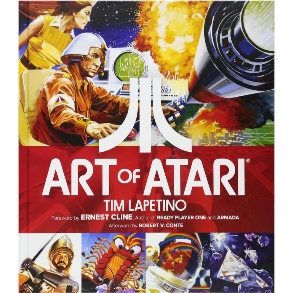 Art of Atari Book