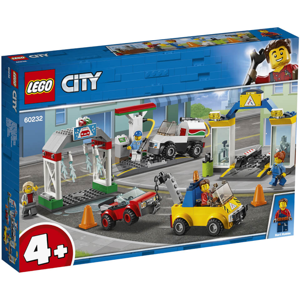 LEGO City Town: Garage Center (60232)