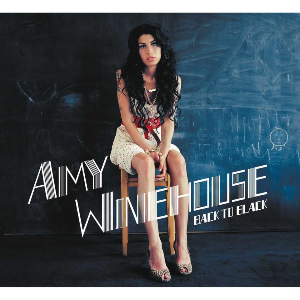Amy Winehouse - Back To Black - Vinyl 12 Inch LP