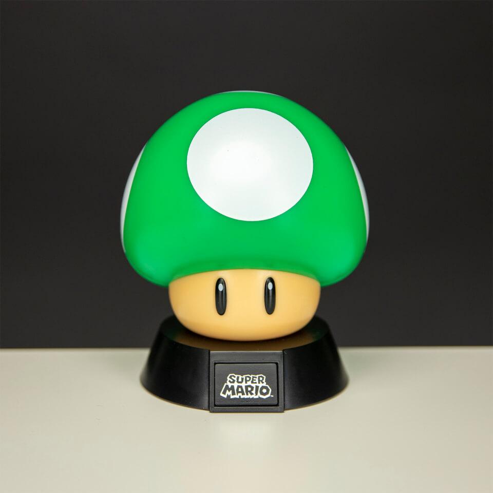 1Up Mushroom Icon Light
