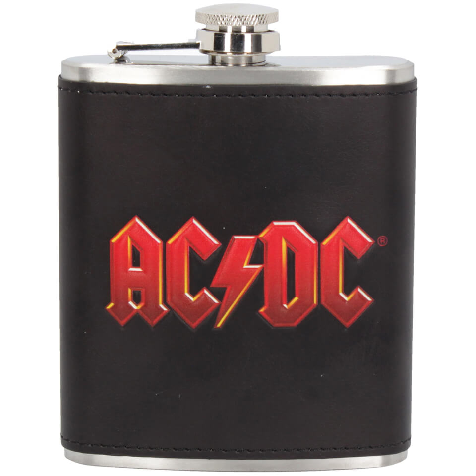 AC/DC Hip Flask 7oz