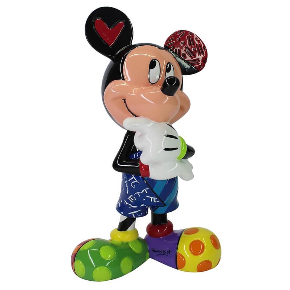 Nützlichfanartikel - Disney Britto Mickey Mouse Figurine 15.0cm - Onlineshop Sowas Will Ich Auch