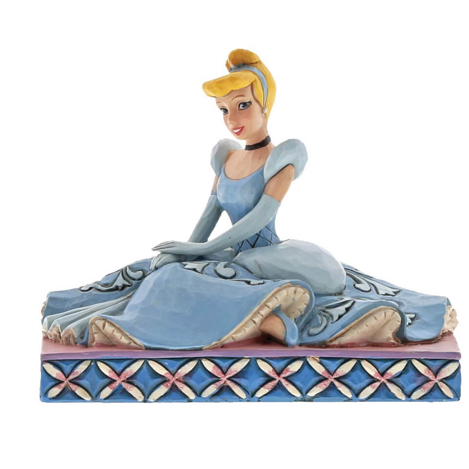 Nützlichfanartikel - Disney Traditions Be Charming (Cinderella Figuine) 9.0cm - Onlineshop Sowas Will Ich Auch