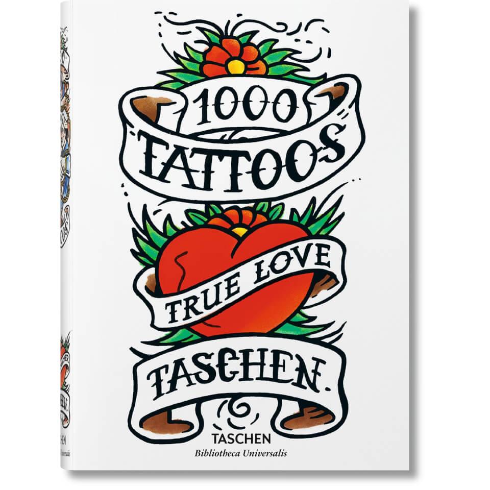 1000 Tattoos (Hardcover)