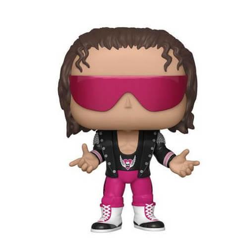 Nützlichfanartikel - WWE Bret Hart Pop! Vinyl Figure - Onlineshop Sowas Will Ich Auch