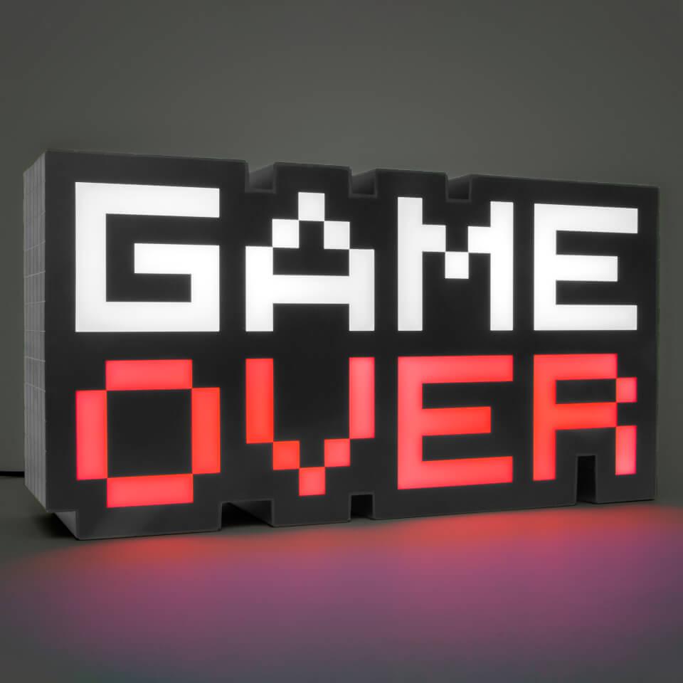 Ausgefallengadgets - Game Over Licht - Onlineshop Sowas Will Ich Auch