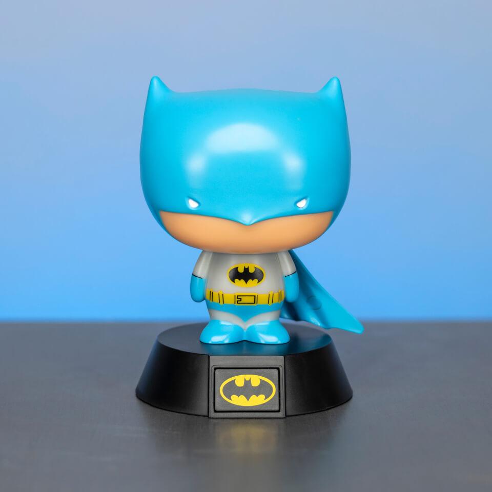 Nützlichfanartikel - Retro Batman Icon Light - Onlineshop Sowas Will Ich Auch