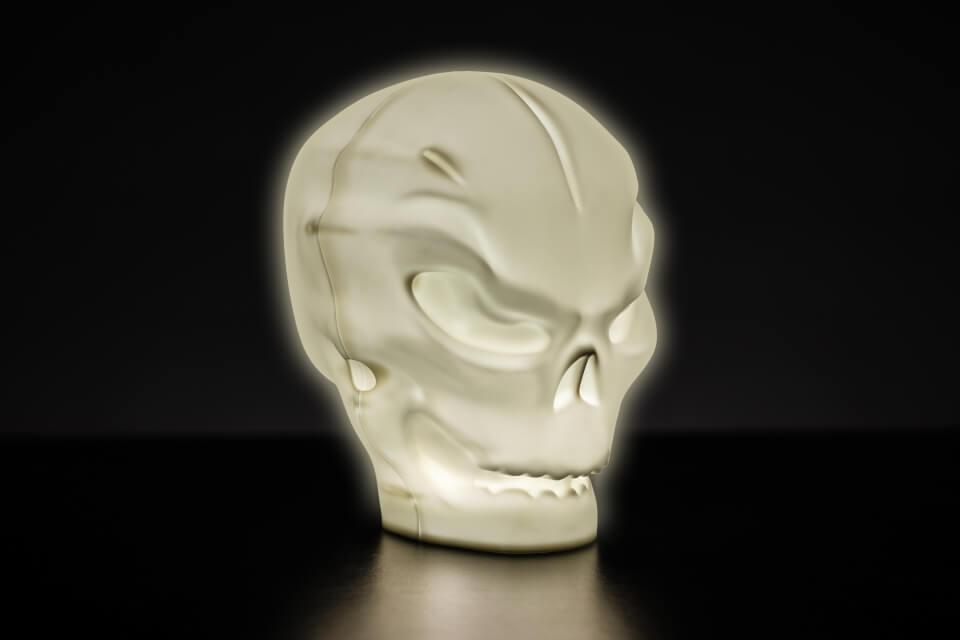 Call of Duty Skull Shaped Light