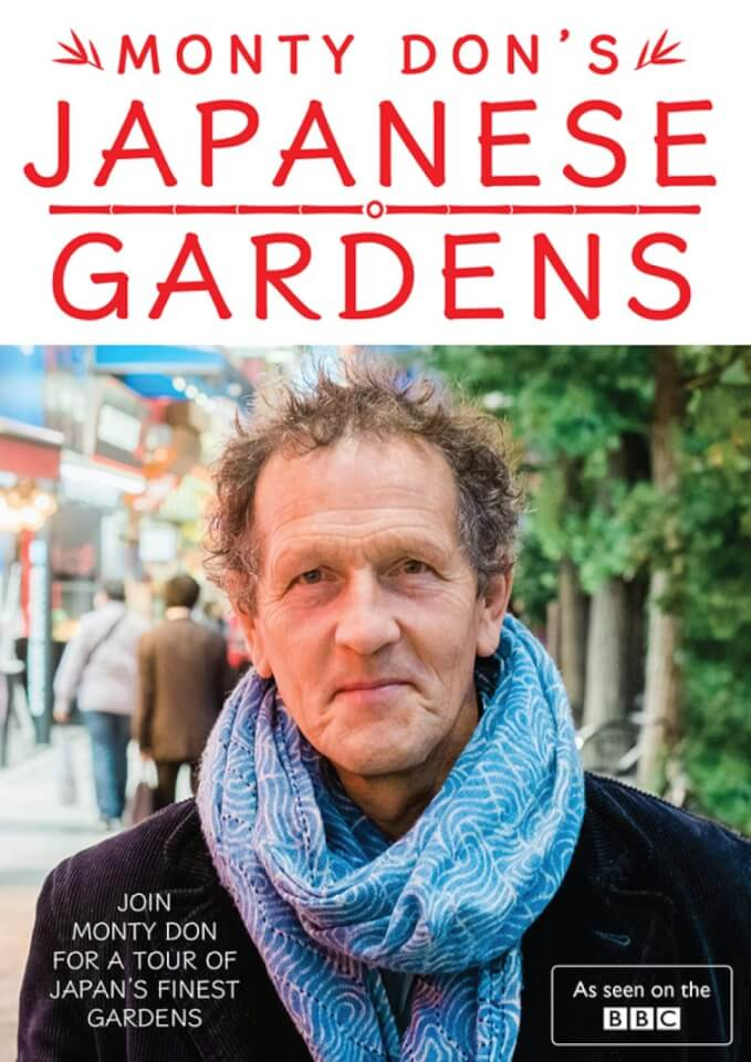 Monty Don's Japanese Gardens DVD