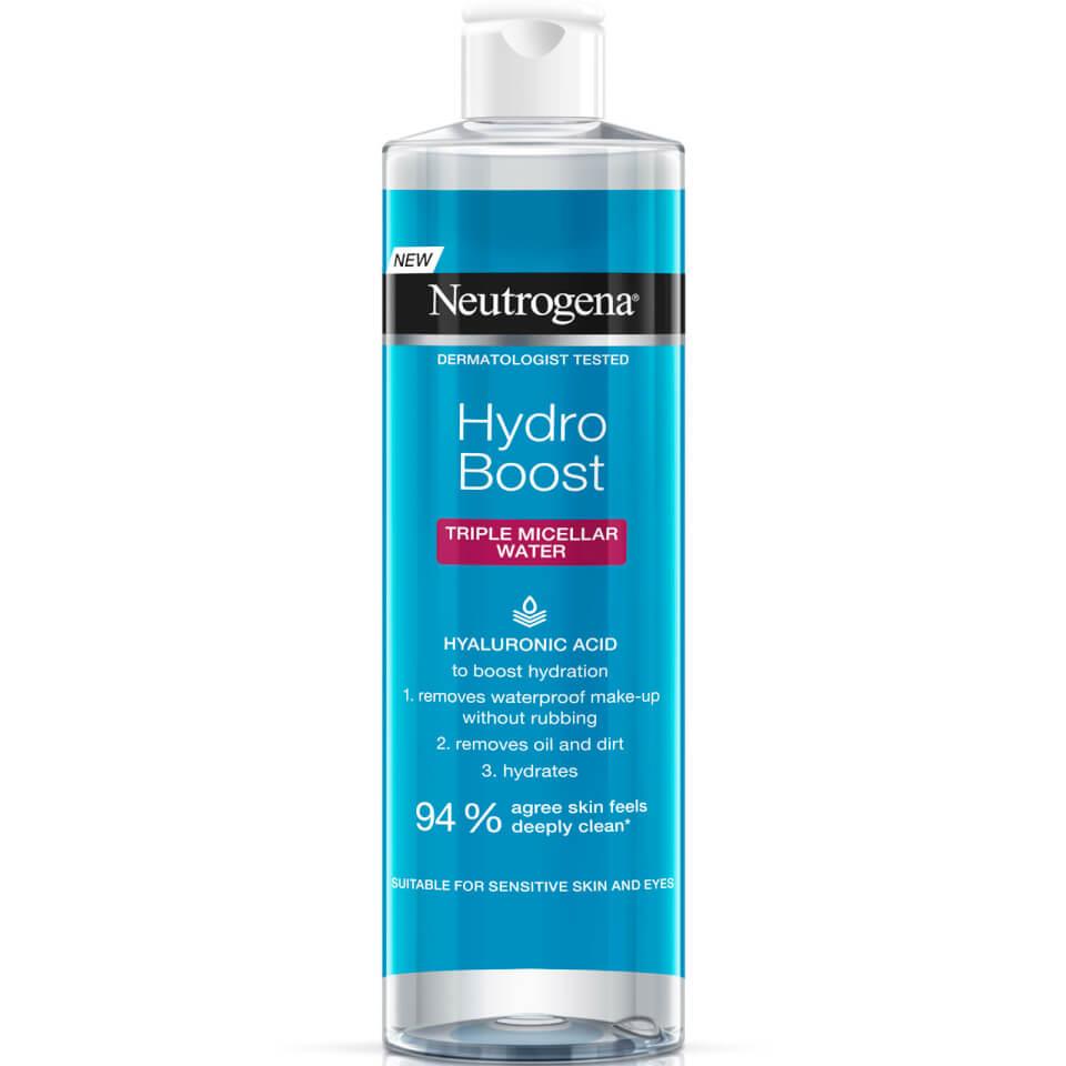 Hydro Boost® Triple Micellar Water 400ml