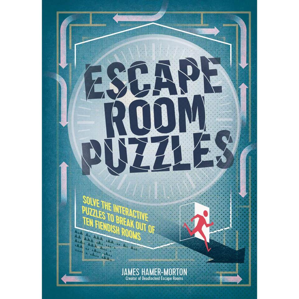 Ausgefallenkreatives - Escape Room Puzzles (Hardback) - Onlineshop Sowas Will Ich Auch