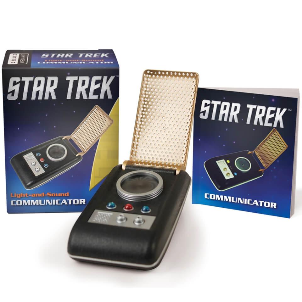 Star Trek Light and Sound Communicator