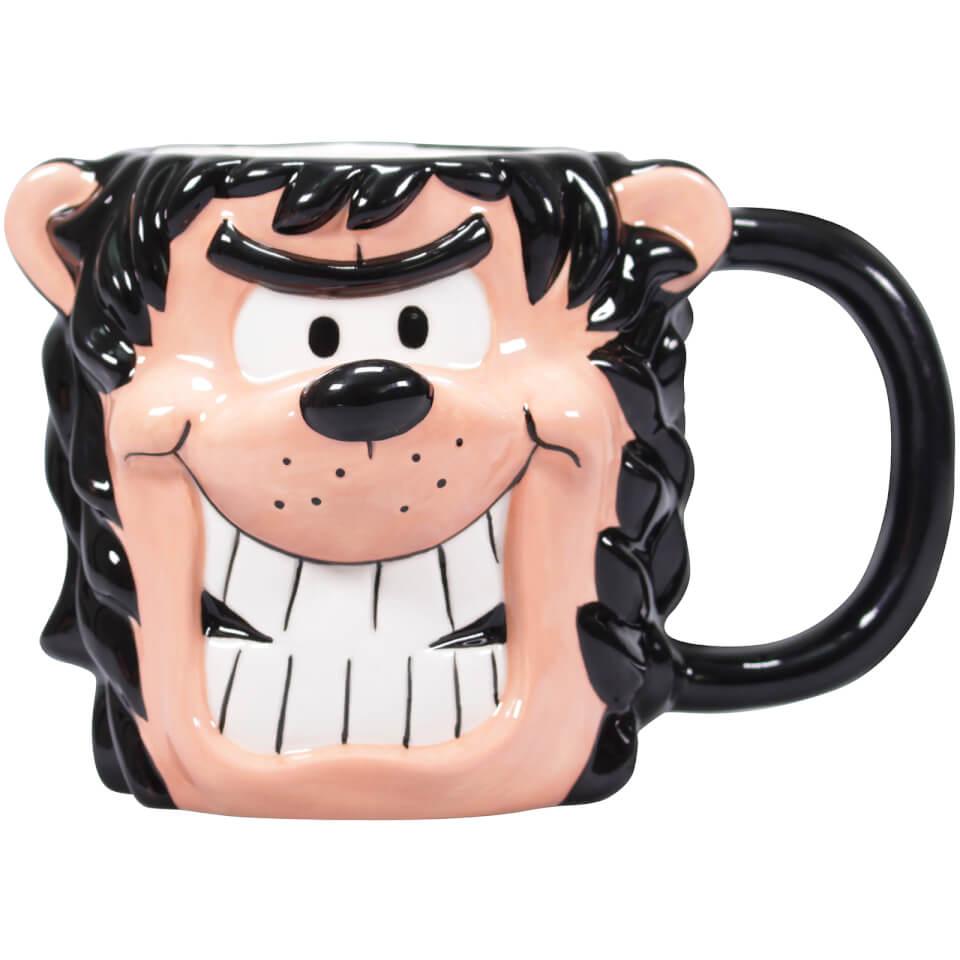 Beano Shaped Mug - Gnasher