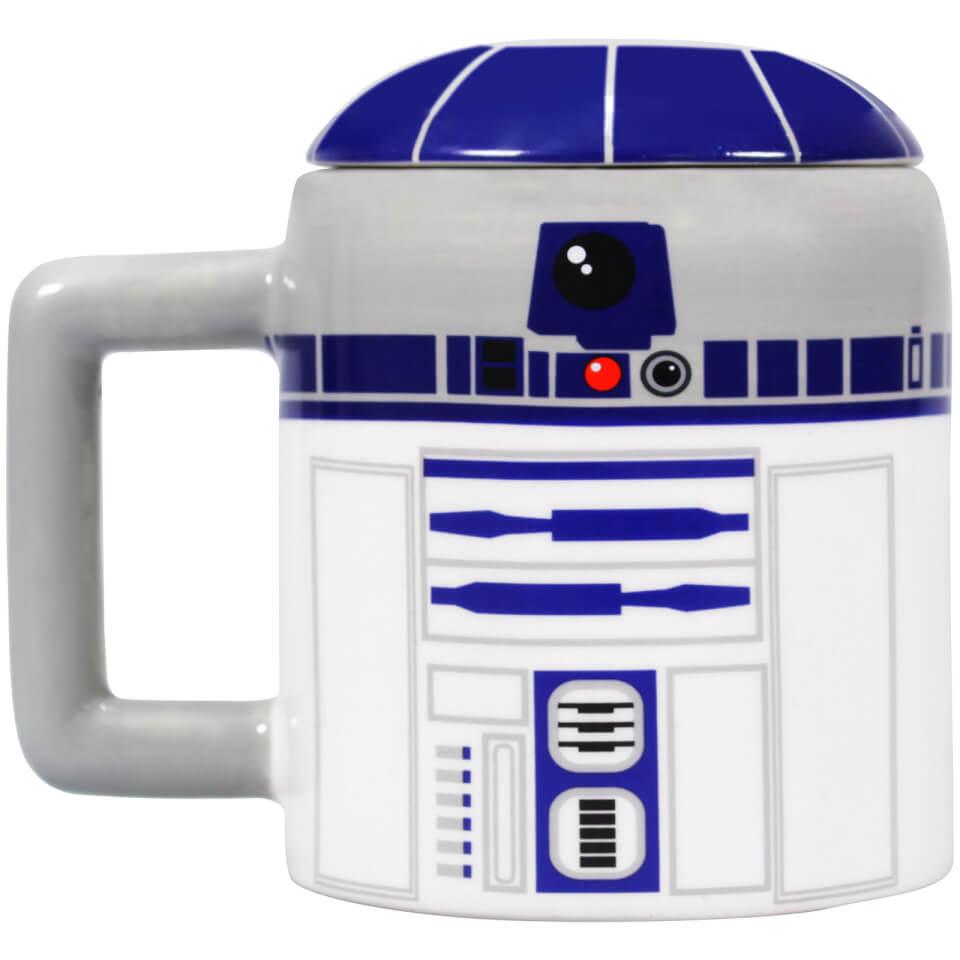 Star Wars Shaped Mug R2D2