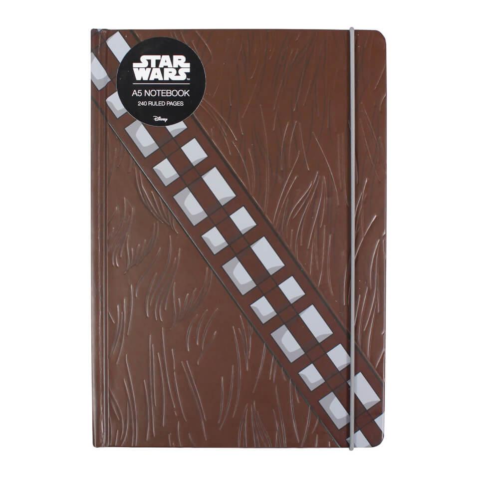 Star Wars Notebook Chewbacca