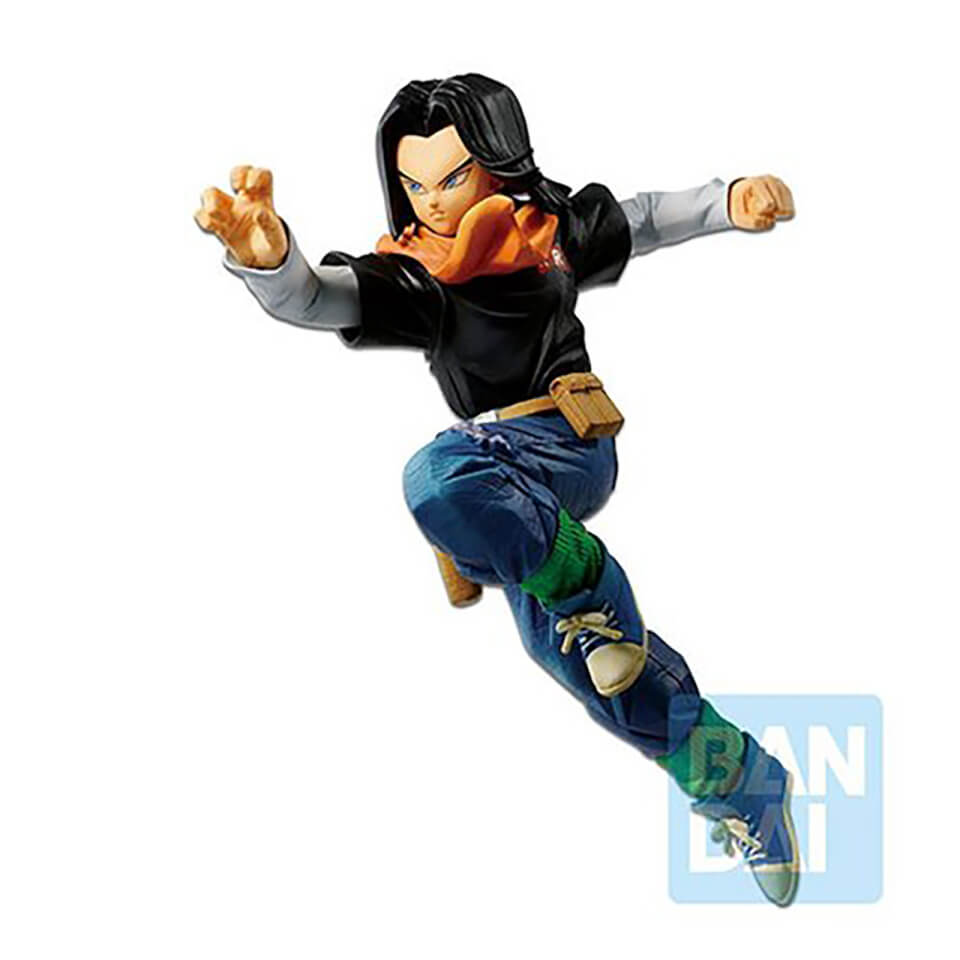 Banpresto Dragon Ball FighterZ The Android Battle Android 17 Statue