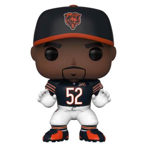 NFL Bears Khalil Mack Pop! Vinyl Figur