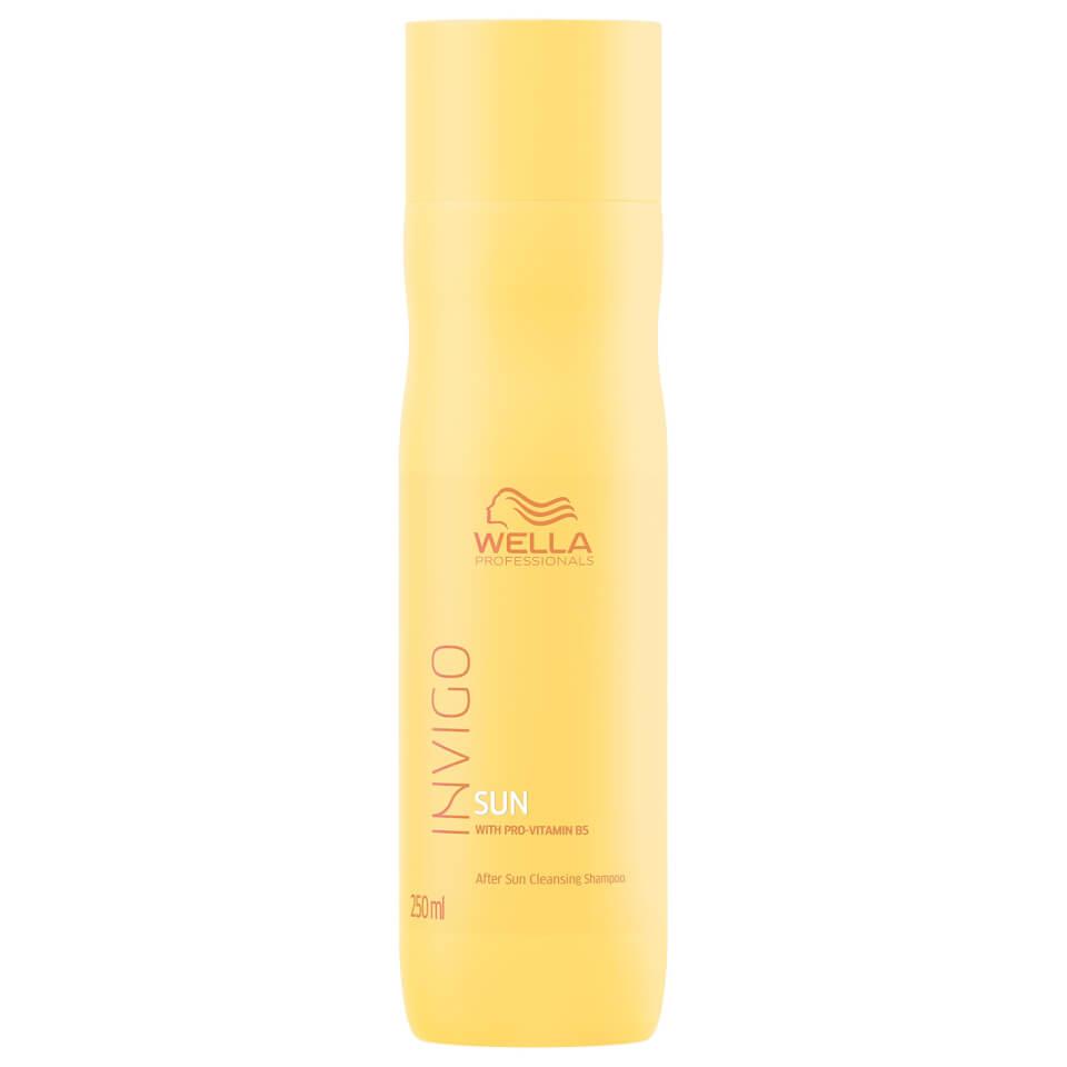 Wella Professionals INVIGO After Sun Cleansing Hair & Shampoo 250ml